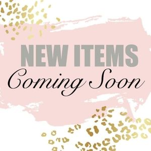 Other - New Items Coming Soon